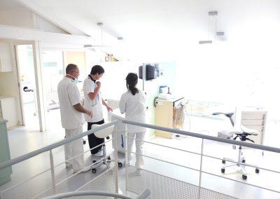 Docteur CODRIDEX et assistantes