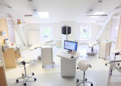 Salle de soins